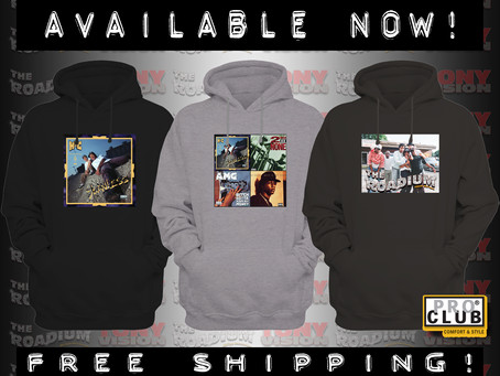 NEW HOODIES AVAILABLE NOW!!! FREE SHIPPING UNTIL JANUARY 1ST!!!