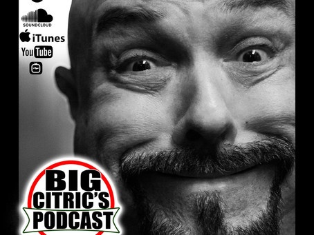 TONY A. ON THE BIG CITRIC'S WORLD PODCAST! CHECK IT OUT!