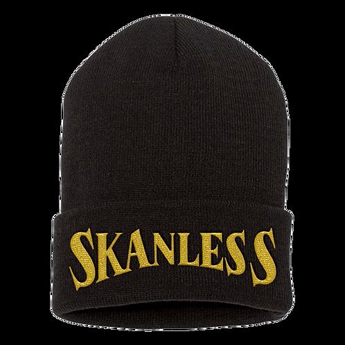 SKANLESS (GOLD) BEANIE