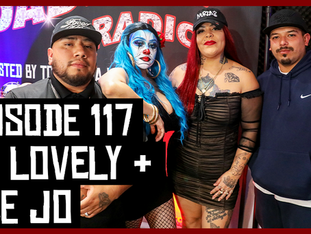 TONY VISION PRESENTS - ROADIUM RADIO - EPISODE 117 - MZ LOVELY & GEE JO
