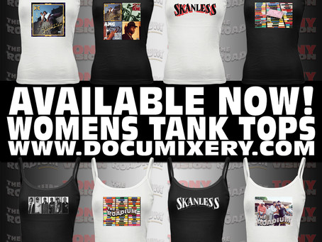 WOMENS TANK TOPS NOW AVAILABLE!!!