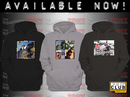 HOODIES NOW AVAILABLE!!!