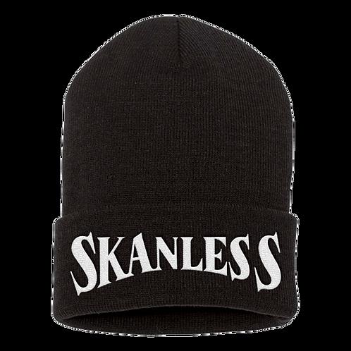 SKANLESS (WHITE) BEANIE