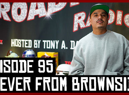 TONY VISION PRESENTS - ROADIUM RADIO - EPISODE 95 - KLEVER FROM BROWNSIDE