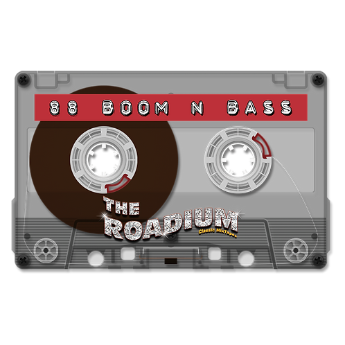 88 BOOM N BASS (REMASTERED)