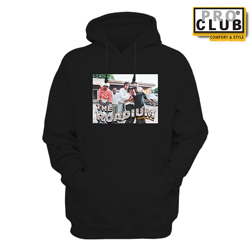 THE POSSE HOODIE BY TONY A.