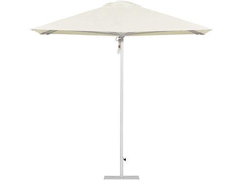 Chapéu de sol Formentera 300x300  Branco
