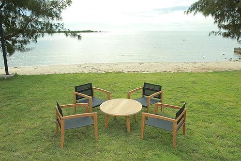 Cadeira Relax Edson Teca e batyline