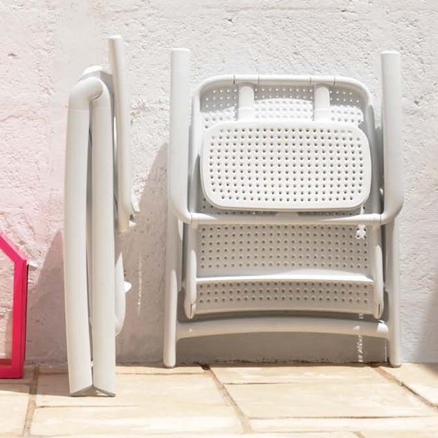 Cadeira Step Acquamarina Darsena