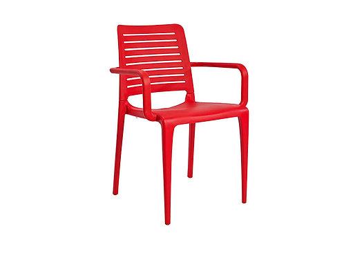 Cadeira Park Braços Cherry MS-PAR00091X00