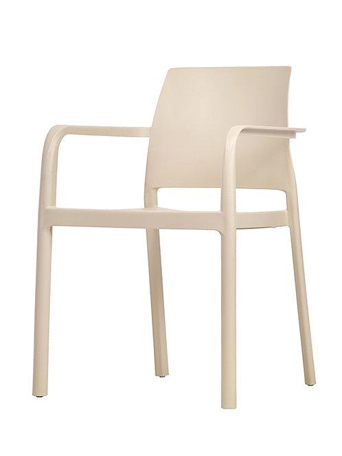 Cadeira Dock Areia MN-DOC00071X00