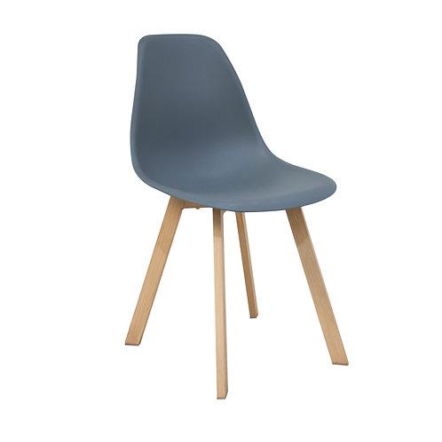 Cadeira Modelo Barna Antracite cinza