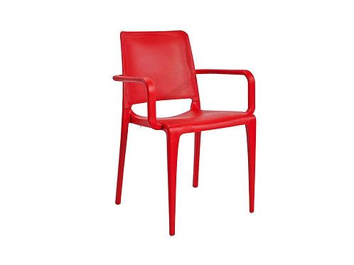 Cadeira Hall com braços Cherry MN-HAL00042x00