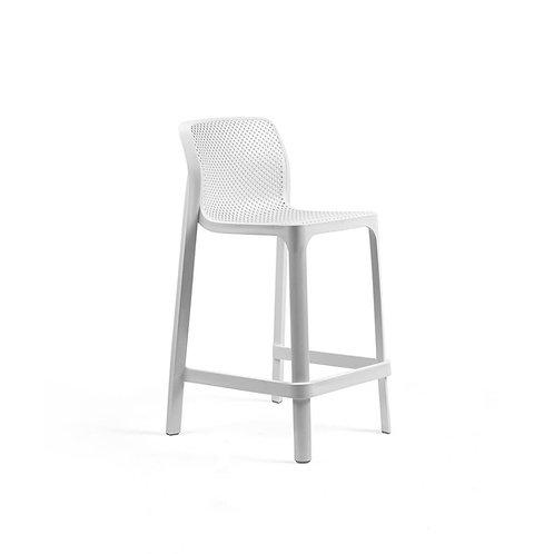 Tamborete Net Mini Branco