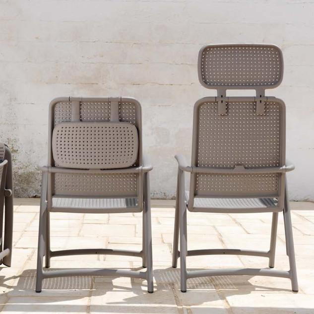 Cadeira Libeccio Acquamarina