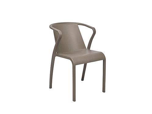 Cadeira Fado Taupe MN-FAD00024X00