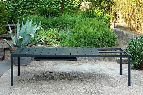 Mesa extensível Rio tampo Aluminio 210/280