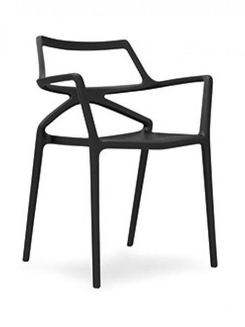 Cadeira V2 Delta  Polipropileno Refor.