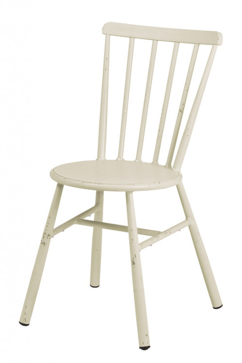 Cadeira Aluminio Plastificado