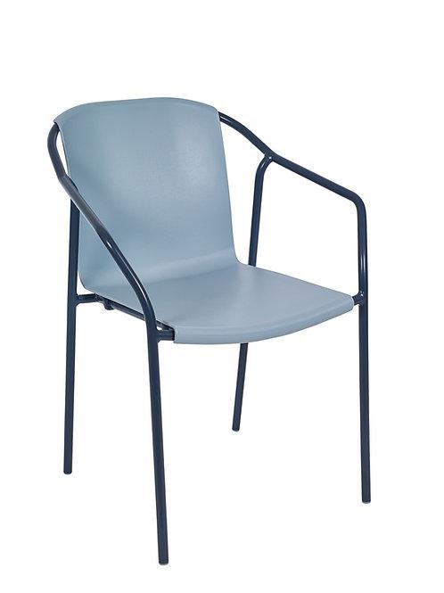 Cadeira Rod Antracite MN-ROD01 029X00 blue grey