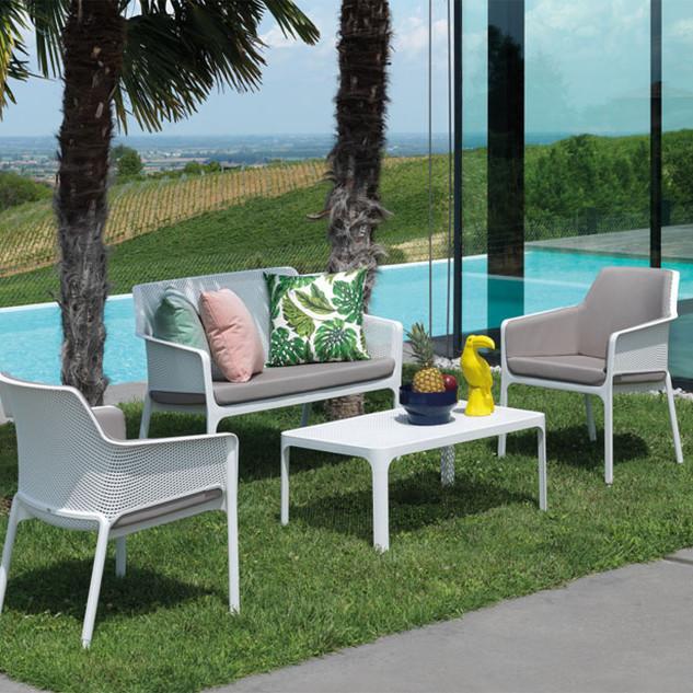 Net Table - Net Bench - Net Relax vista