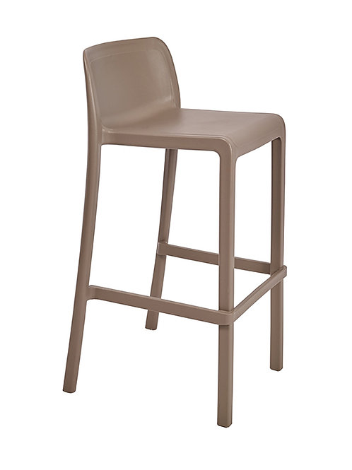 Cadeira Alta Attic Taupé