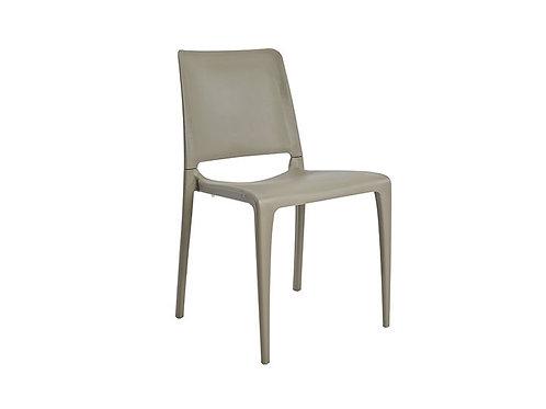 Cadeira Hall Taupe MS-HAL00024X00
