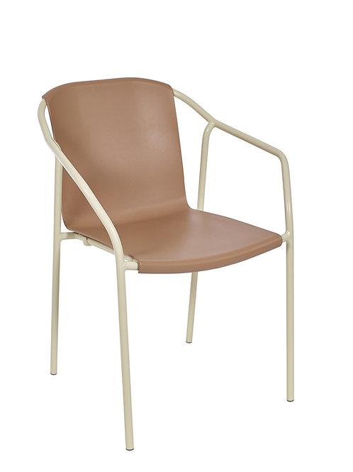 Cadeira Rod Sand MN-ROD04 027X00 Capucino