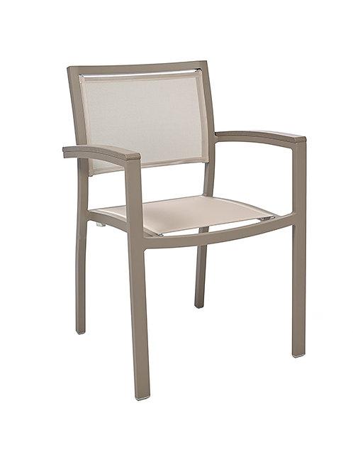 Cadeira Monaco Taupe MN-MON01020T11