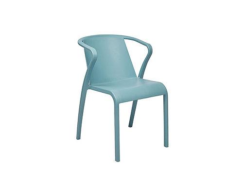 Cadeira Fado Aquamarine MN-FAD00084X00