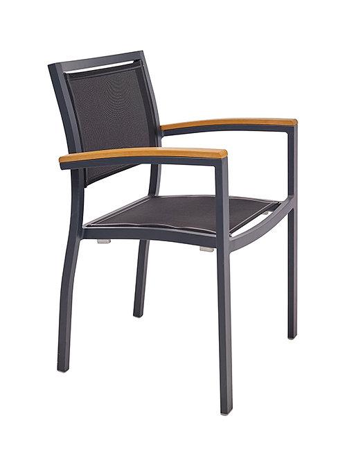 Cadeira Monaco Antracite MN-MON01 091T11