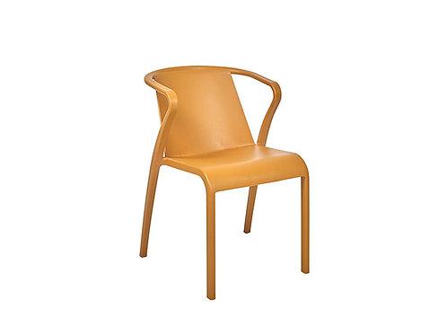 Cadeira Fado Mustard MN-FAD00064X00