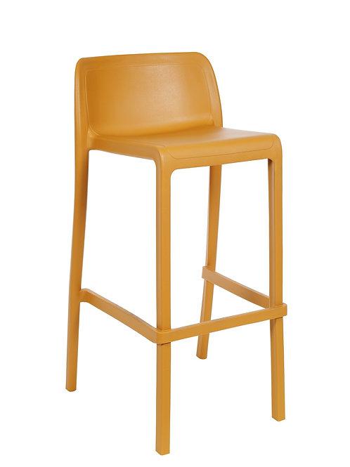 Cadeira Alta Attic Mostarda MT-ATT== 064X00