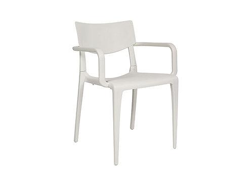 Cadeira Town Braços White MS-Tow00010X00