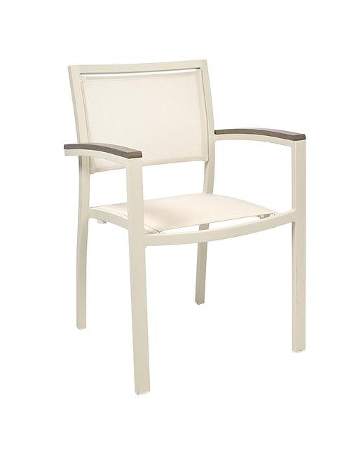 Cadeira Monaco Premium com braços