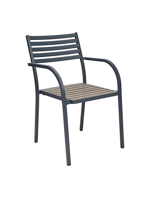 Cadeira Aluminio Sicília