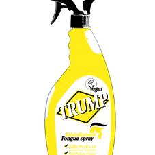 TRUMP SPRAY - 2020