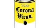 CORONA SPRAY CAN - 2020