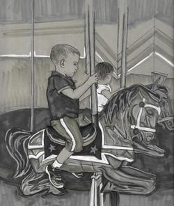 Riding a Carousel