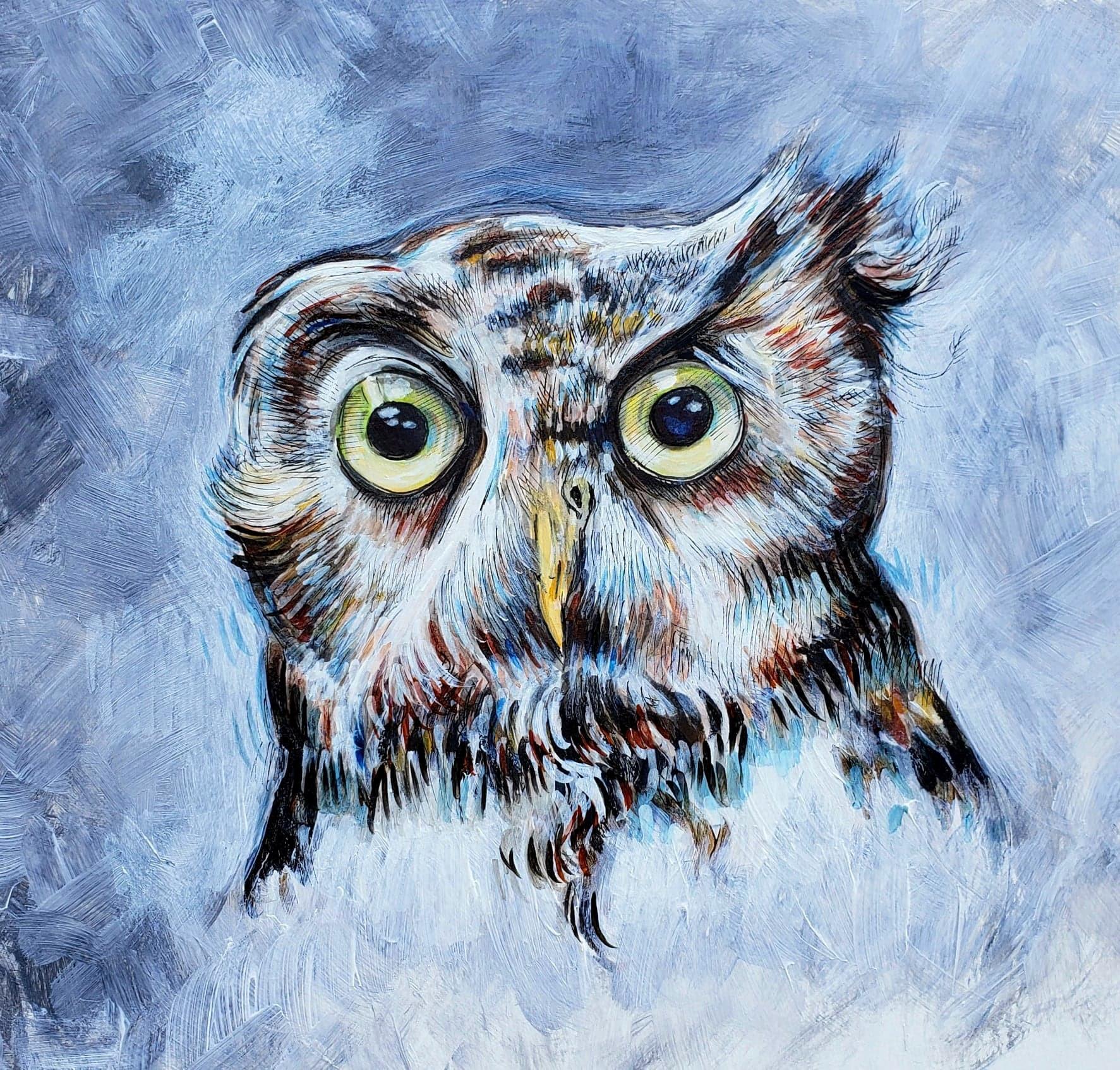 Owl, 2020