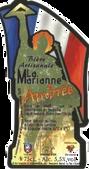 La Marianne, bière ambrée