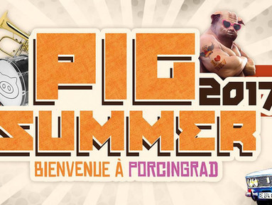 Pig Summer 2017, Bienvenue à Porcingrad!