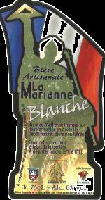 La Marianne, bière Blanche