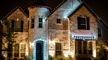 Glow In the Spirit of the Season with Christmas Light Installation from R & O