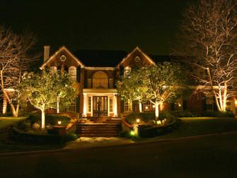 Outdoor Lighting in Southlake Texas
