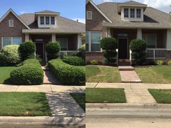 Landscaping Design in Keller, Texas