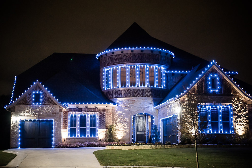 Christmas Light Installer Southlake