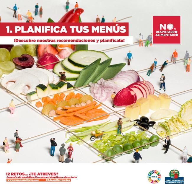 Reto1. Planifica tus menús