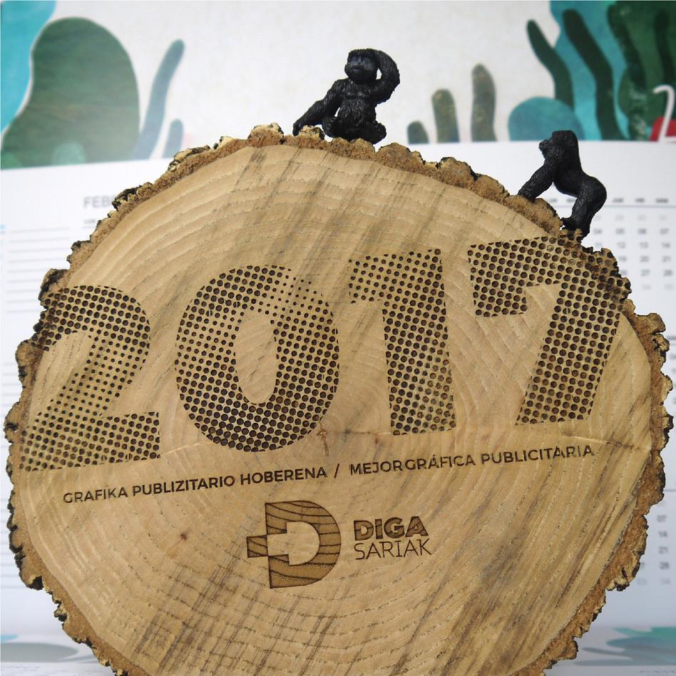 Premio Diga 2018 Mazoka.