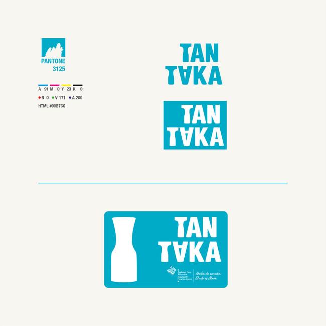Logo TANTAKA.